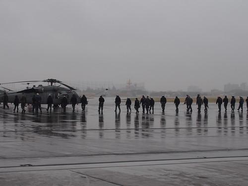 米海軍厚木基地を見てきました