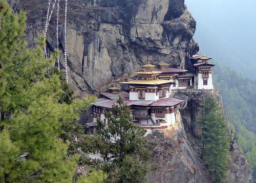 bhutan monastery taktsang paro tigersnest