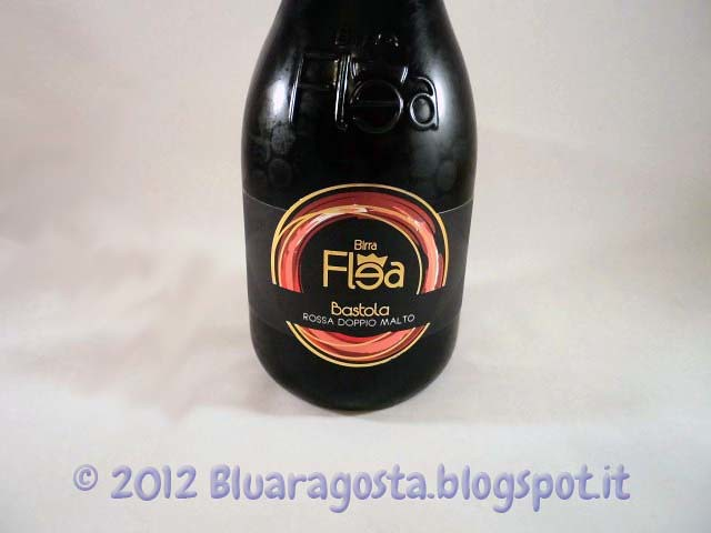 1-Birra Flea in primo piano
