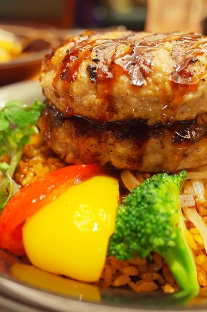 Cajun Jambalaya & Hamburg BBQ sauce 06