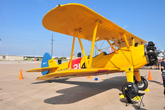 piper j-3 cub(0.0), flight(0.0), aviation(1.0), biplane(1.0), airplane(1.0), propeller driven aircraft(1.0), wing(1.0), vehicle(1.0), boeing-stearman model 75(1.0), ultralight aviation(1.0),