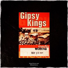 Gypsy Kings - 05/18/07 #tbt #throwback #throwbackthursday #musicsumo