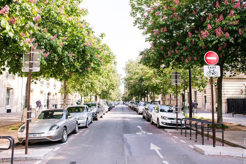Avenue Elisée Reclus