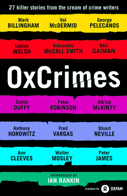 OxCrimes: 27 Killer Stories from the Cream of Crime Writers
