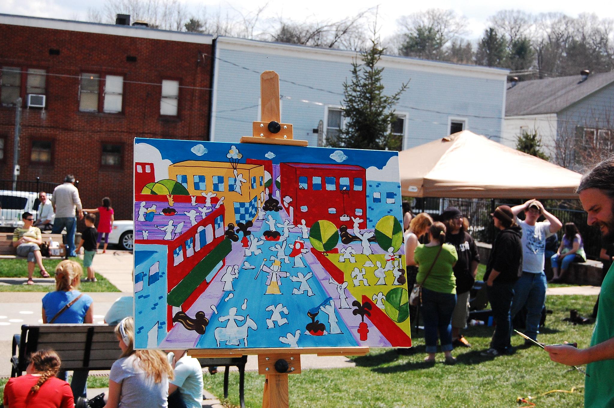 Lewisburg Chocolate Festival