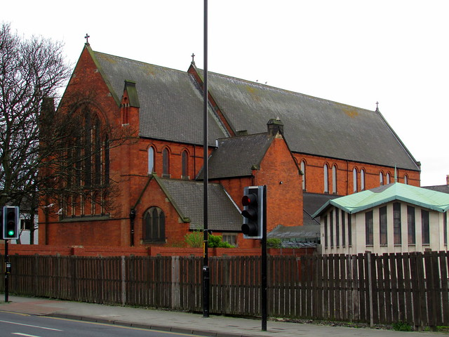 Church of St. Barnabas, Linthorpe