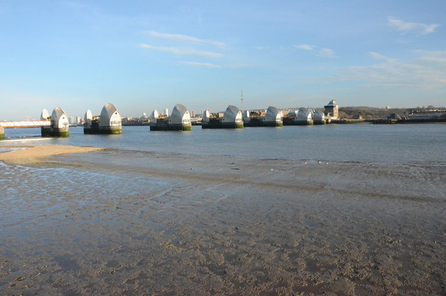Thames Barrier III