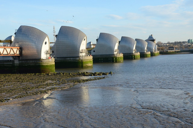 Thames Barrier I