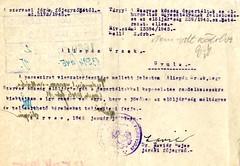 VII/2.b. Szarvas községben deportáltak és elhurcoltak ügyosztályának fellebbezése