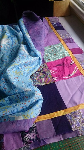 Quilting early Feb