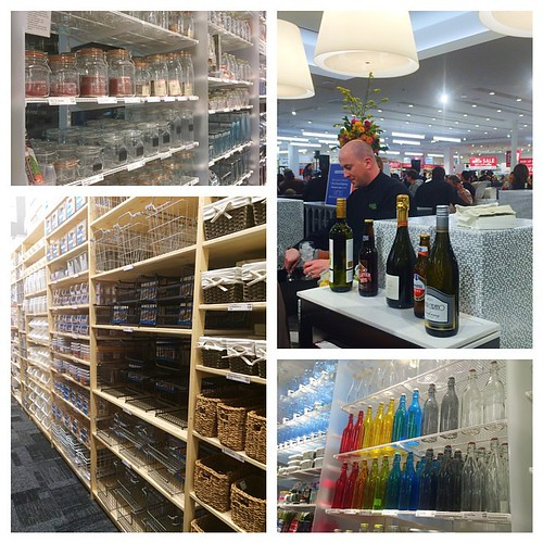 @thecontainerstore really knows how to throw a party! Preview event for the opening of the new Glendale, Arizona location #ContainGlendale #thecontainerstore