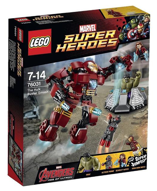 LEGO Avengers: Age of Ultron sets revealed News | The ...