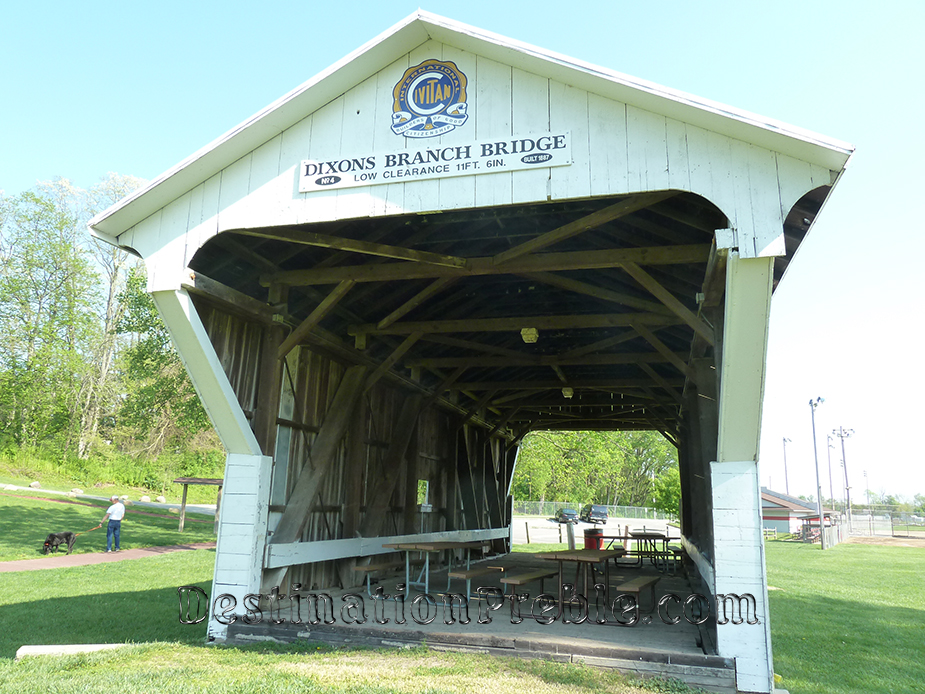 Dixon's Covered Bridge - Preble County