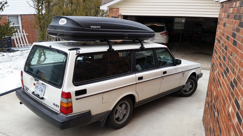 Mike's 1993 Volvo 240 Wagon project - Page 2 - Turbobricks