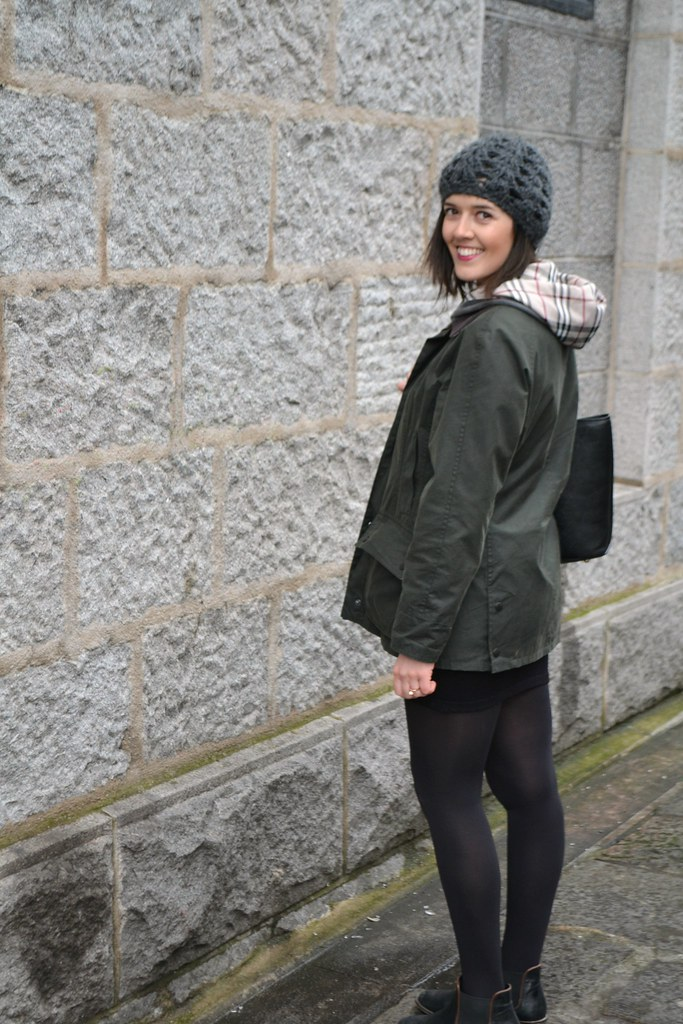 UK fashion blogger in Scotland