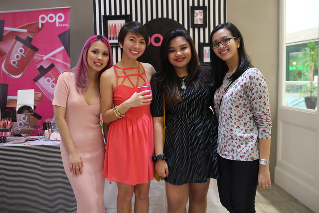 pop beauty philippines launch
