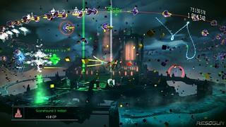 Resogun Defenders выйдет на PlayStation 4 18 февраля