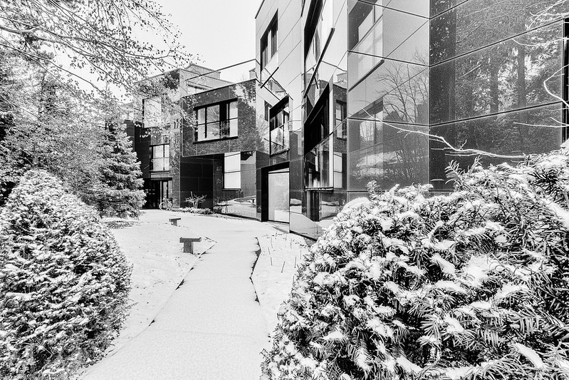 ANNETTE GIGON / MIKE GUYER ARCHITEKTEN: Wohnhäuser Zollikerstrasse, Zürich