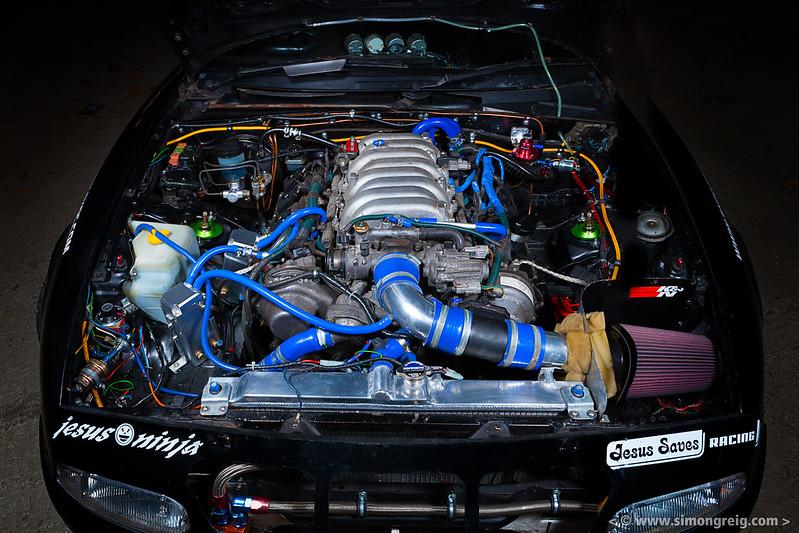 1991 Mazda MX-5 with V8