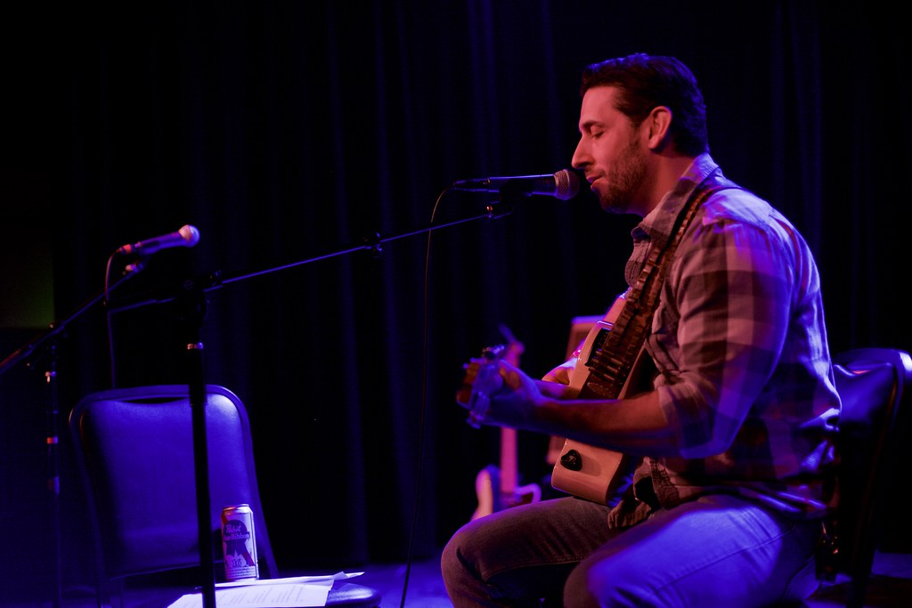 Jeremy Mercy at The Waiting Room | Jan. 23, 2015