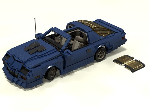 1987 Camaro IROC-Z t-tops