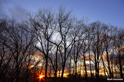 trees winter sunset sky color nature clouds evening nikon michigan wide scenic sigma 1020mm d5100