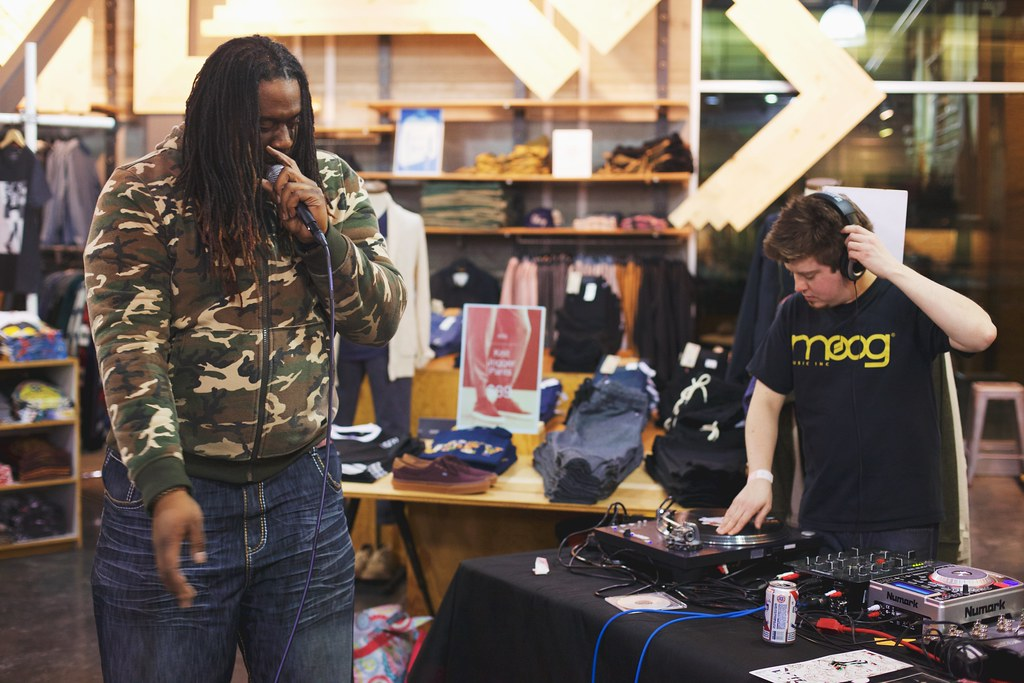 Galvanized-tron at Urban Outfitters   Feb. 5, 2015