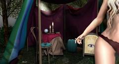 elemiah - fortune teller