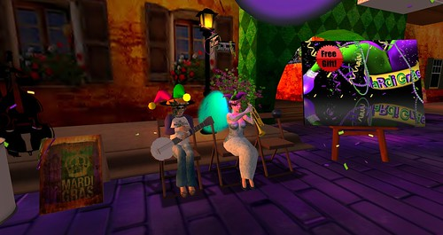 Carnival 2014 - Second Life