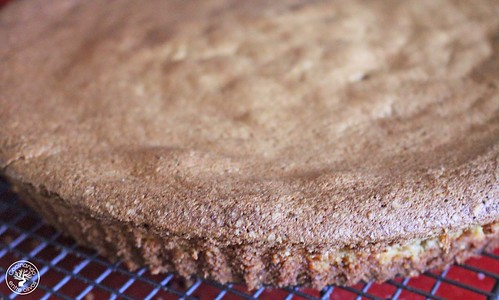 Tarta de almendras, pistacho y mascarpone www.cocinandoentreolivos.com (21)