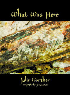 WHAT WAS HERE cover