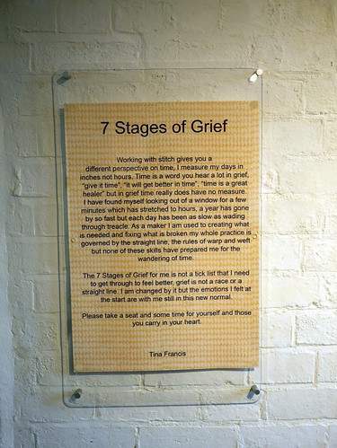 Tina Francis - Tapestry - Seven Stages of Grief - 5