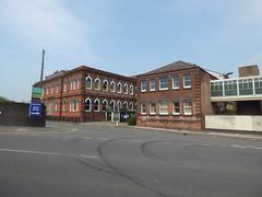 Burton upon Trent Brewery