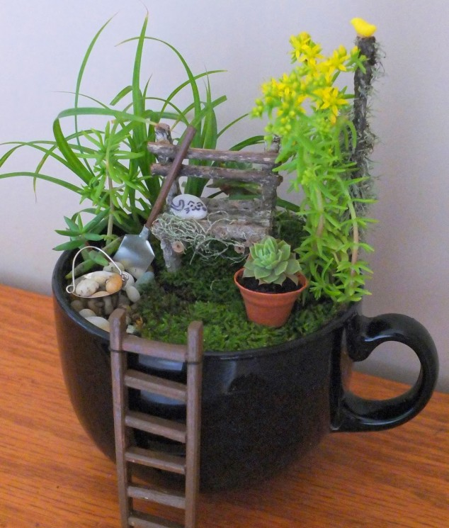 Make A Perfect Home Decor With These 15 Extraordinary Indoor Gardens