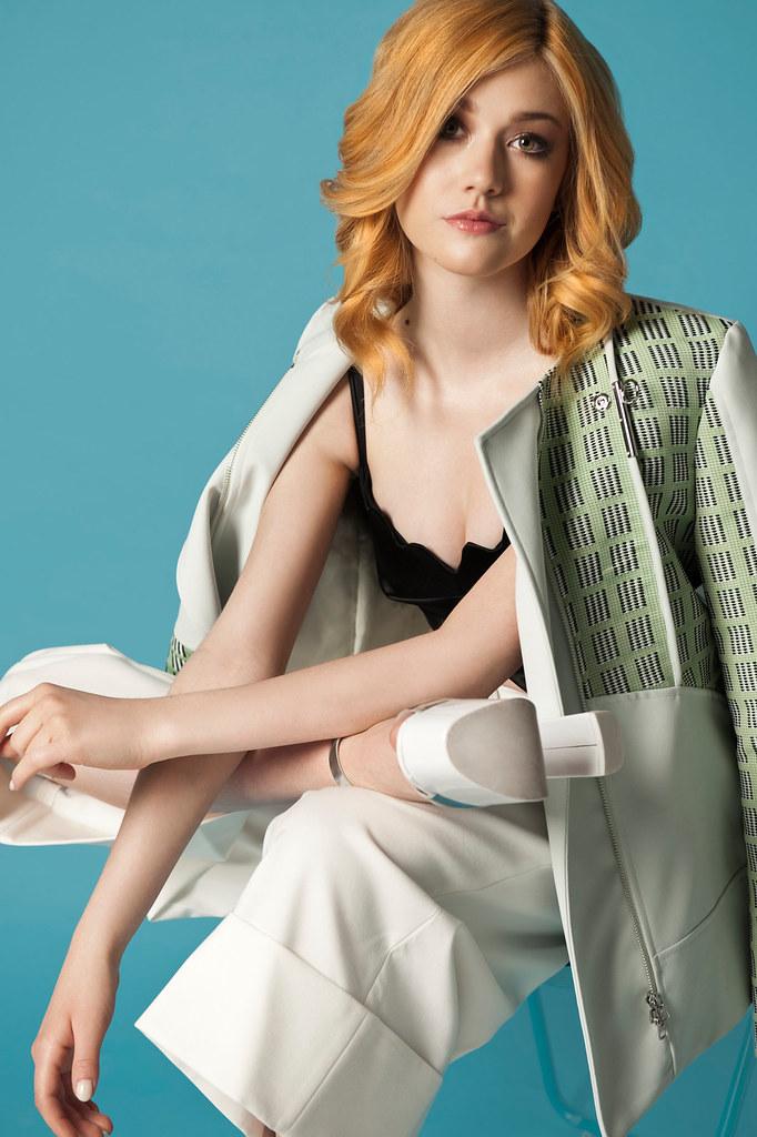Кэтрин МакНамара — Фотосессия для «In Trend» 2016 – 3