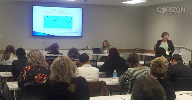 HEDIS presentation delivered to Corizon Health, Missouri DOC