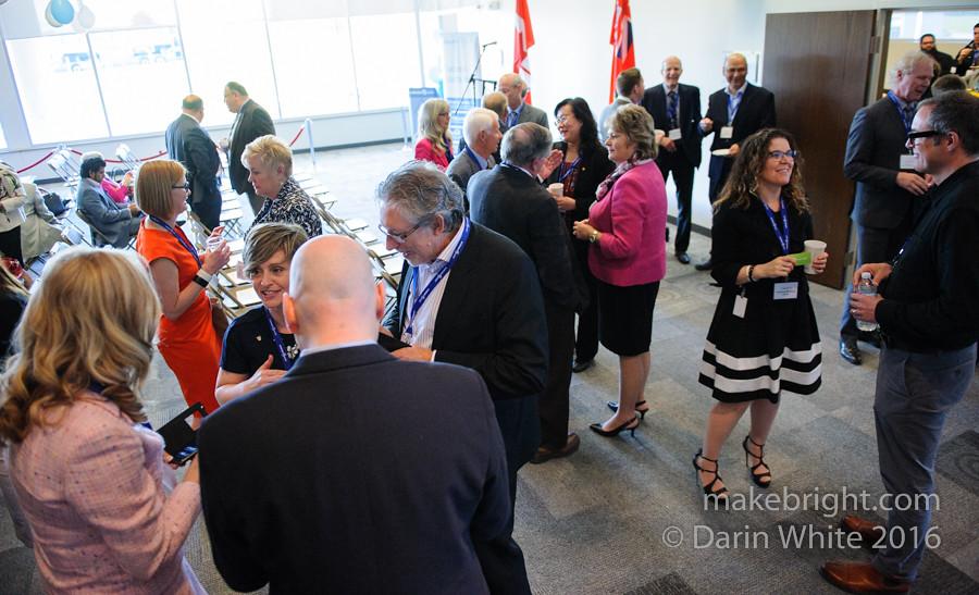 Governor General David Johnston at the AC - May 2016 092