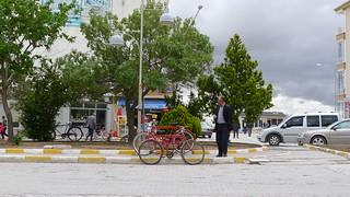 Fahrrad in Sultanhani