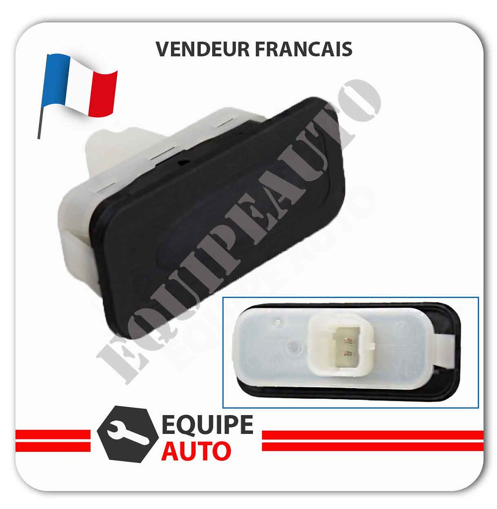 contacteur electrique ouverture de hayon renault clio 3 et clio 4 8200385515 ebay. Black Bedroom Furniture Sets. Home Design Ideas