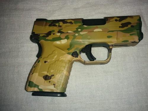 Military OCP XD