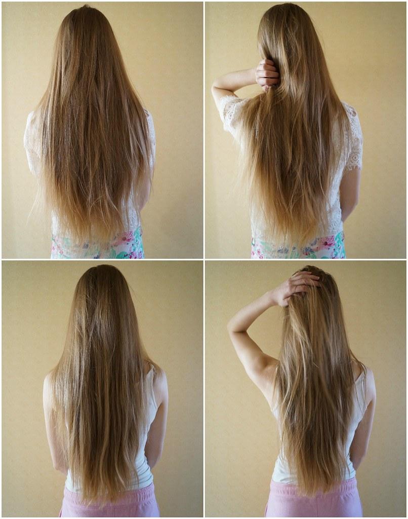 hiukset ennenjälkeen