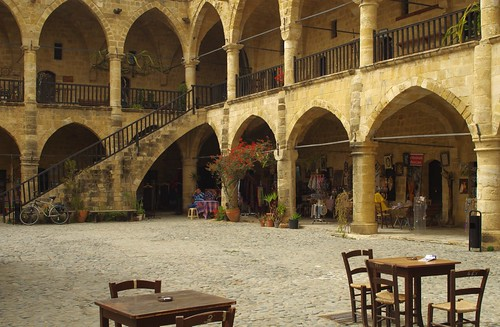 Cyprus (TRNC) – Büyük Han (The Great Inn)