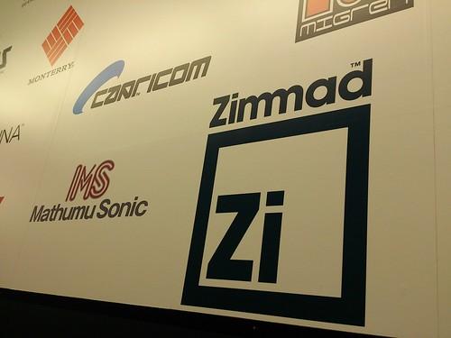 ツィマッド社 企業ロゴ