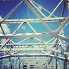 Trestle! Love this. #bridge #louisville
