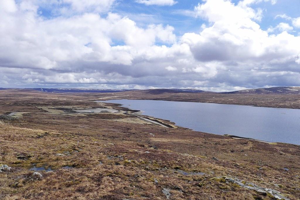 Glendoe Reservoir