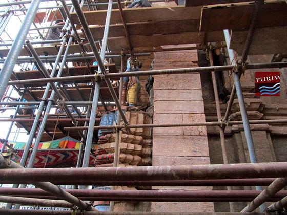 Jagannath Temple repair may not meet Rath Yatra date