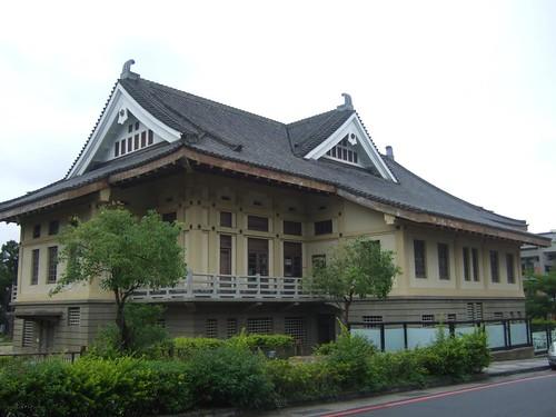 忠義國小禮堂(原台南武德殿)