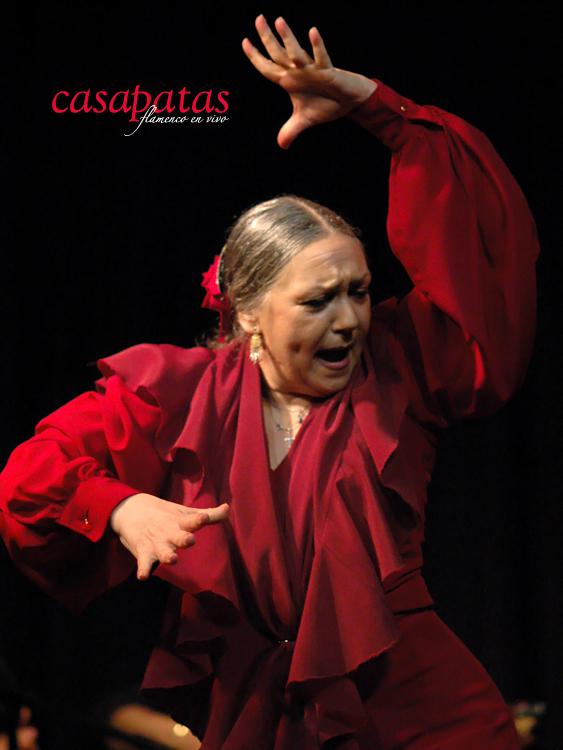 Carmela Greco, protagonista de la semana. Foto: Martín Guerrero