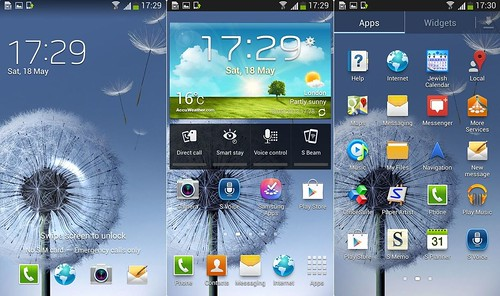 Android 4.2.2 для Galaxy S3