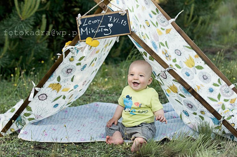 fotografia niemowleca w grudziądzu-Toruń -Leonek